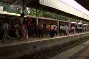 estación de trenes de Kandy
