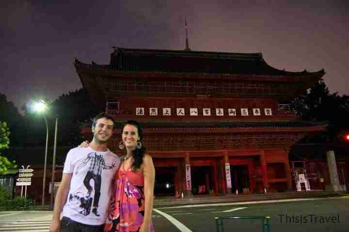 templo Zojo-ji