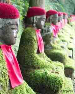 estatuas de las pozas
