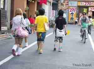 adolescentes tokyoenses