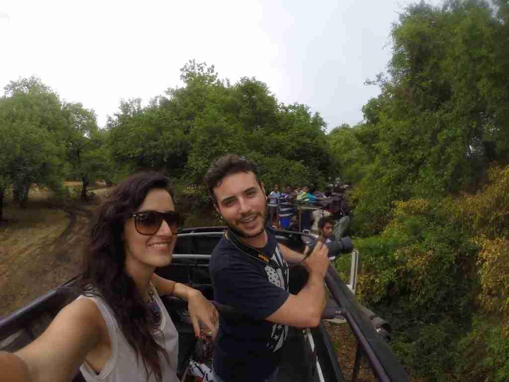 de safari por Sri Lanka
