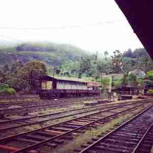 Estación de tren de Nun Oya