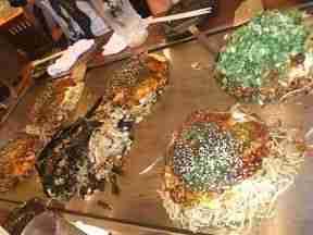 okonomiyakis de hiroshima