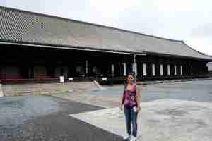 exterior del templo Sansujeando
