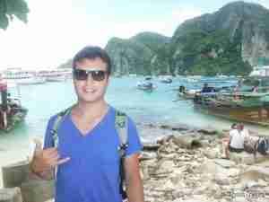 life in Koh Phi Phi