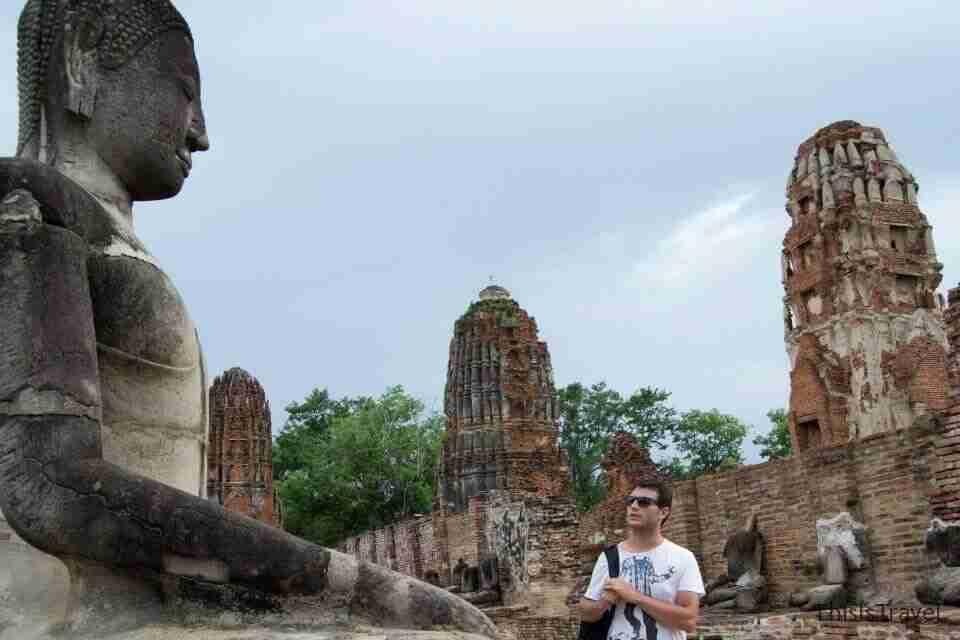 kyke en Wat Maha That