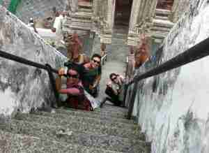 escaling en wat arun