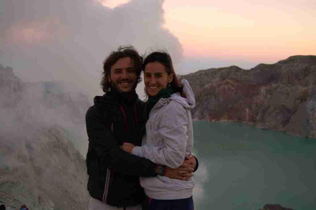 Conseguido: ver volcanes