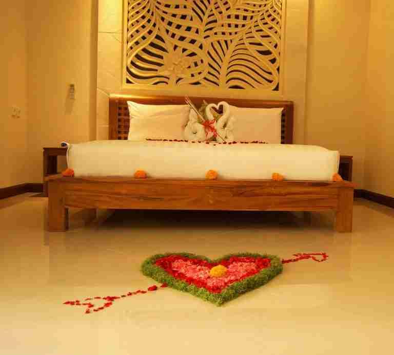 nuestro hotel en Ubud