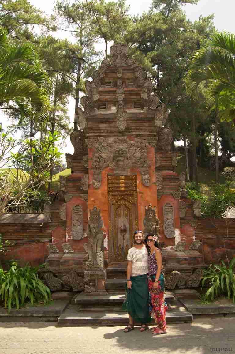 Bali nos tiene cautivados