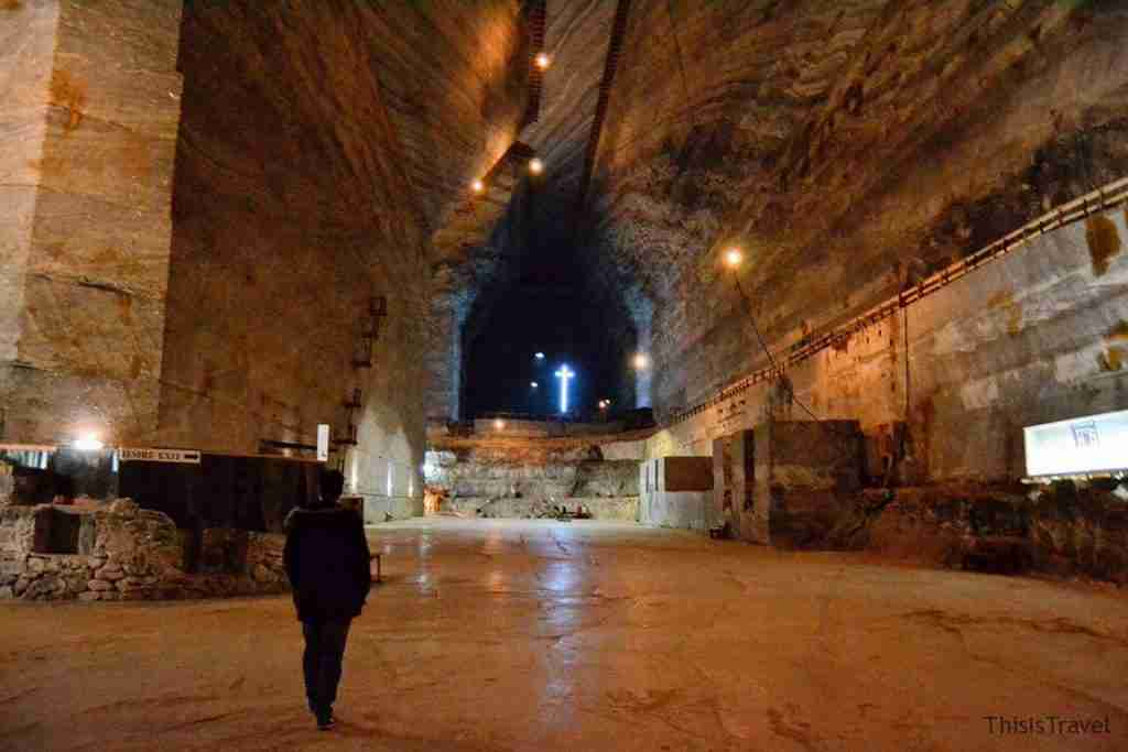 mina de Sal Slanic