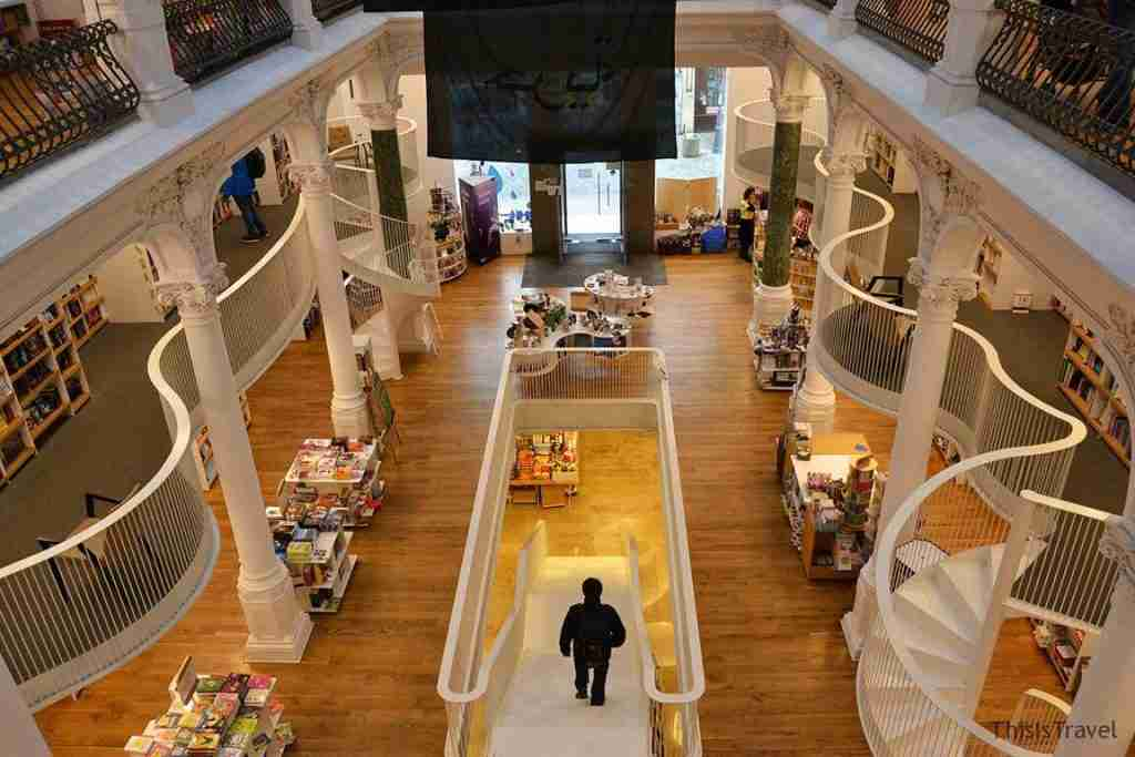 Libreria Cărturești Carusel en Bucarest