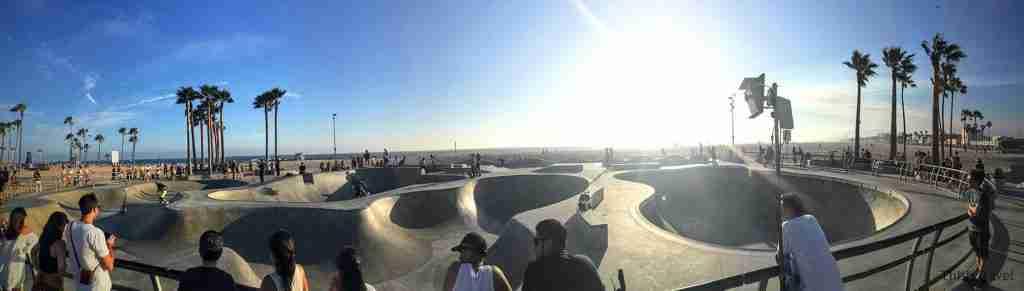 skatepark venice beach