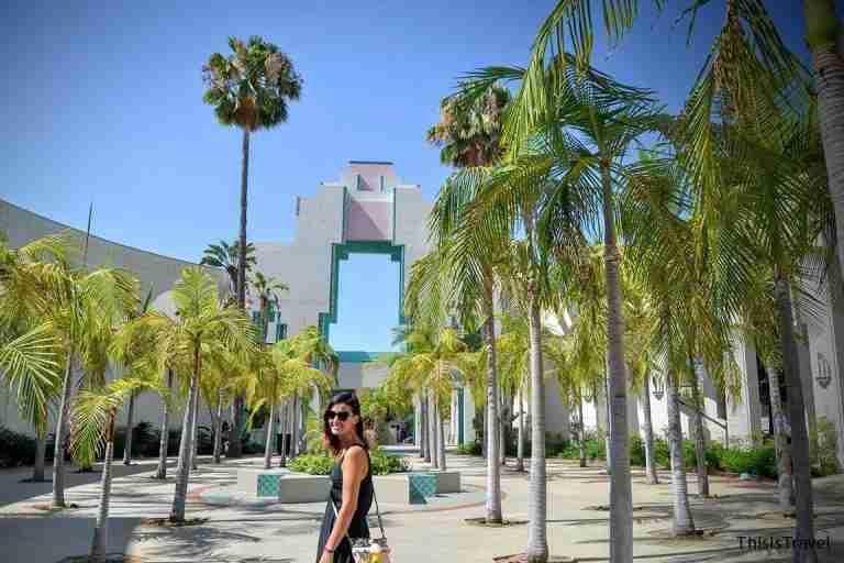 Beverly Hills hall