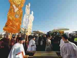 desfile Corteo della Festa delle Marie