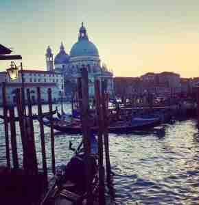 atardecer venecia