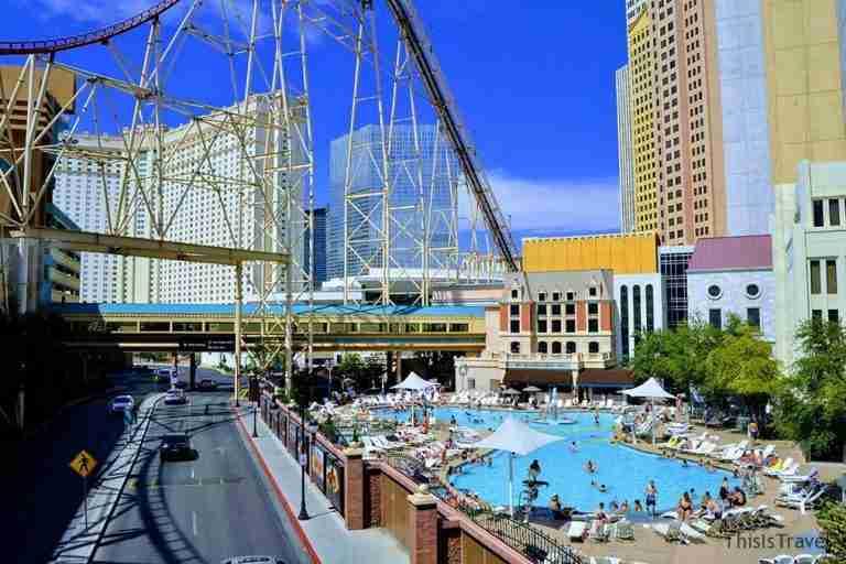 piscina de NYNY