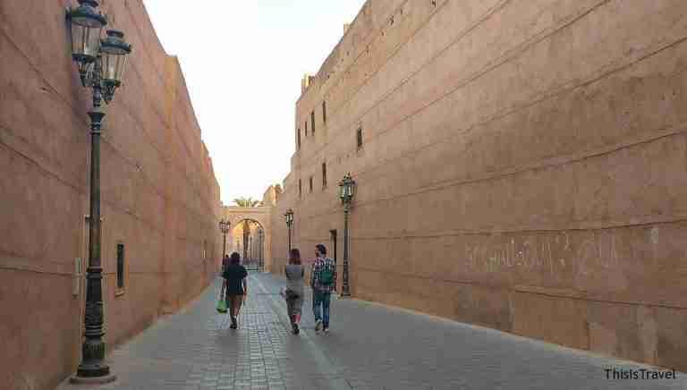 saboreando Marrakech