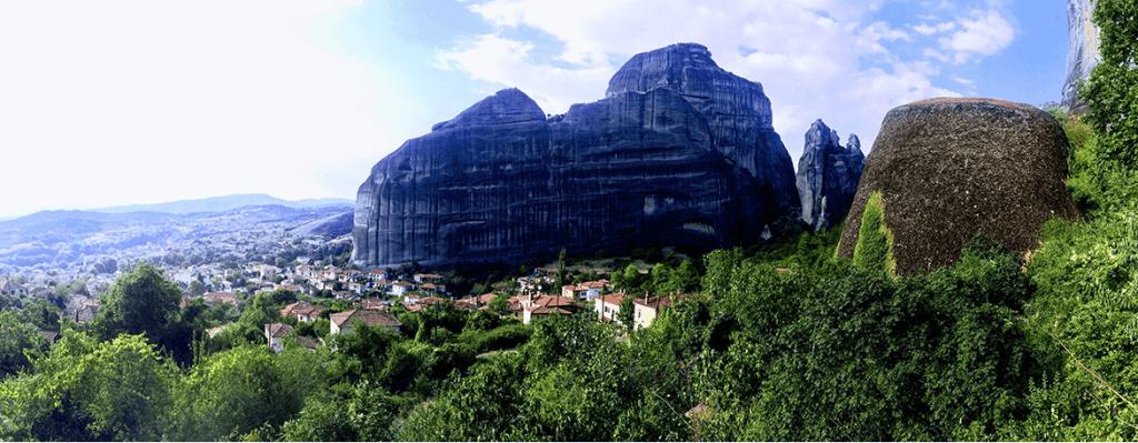 meterora views