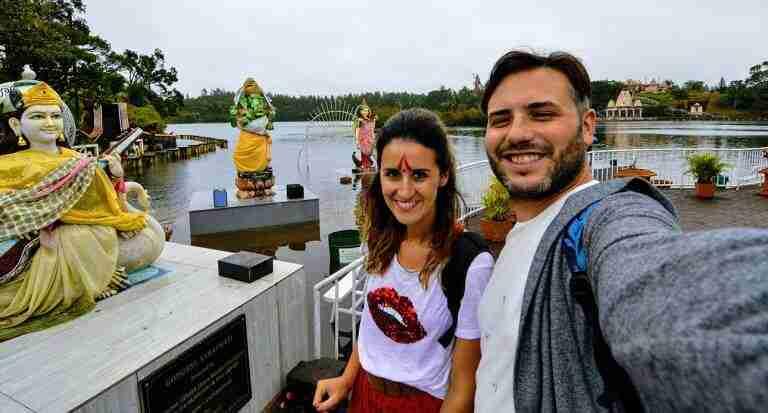 Gran Bassin templo Mauricio
