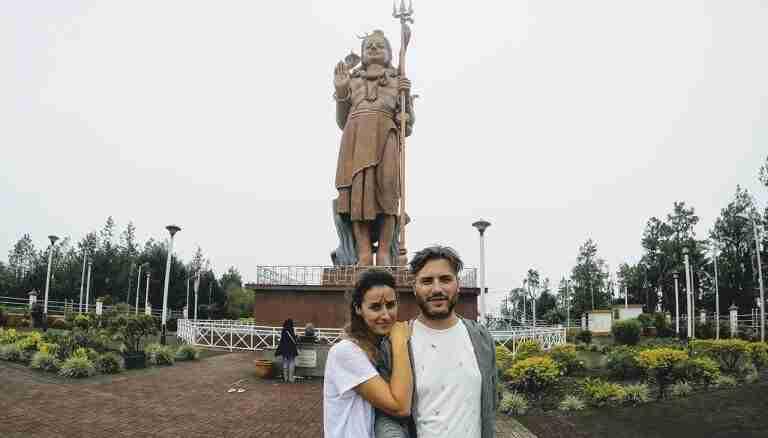 gran estatua del Gran Bassin