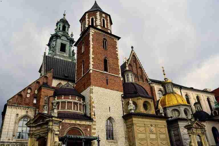 castillo wawel, krakow