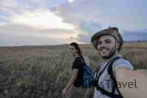 walking safari en masai mara