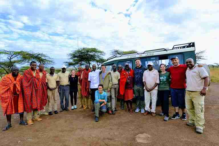 kandili camp experience