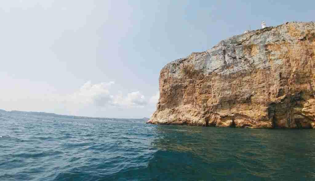 mar mediterraneo javea denia