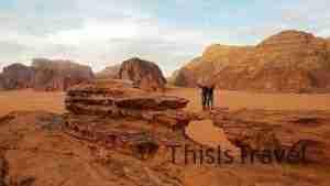 trip wadi rum, Jordania