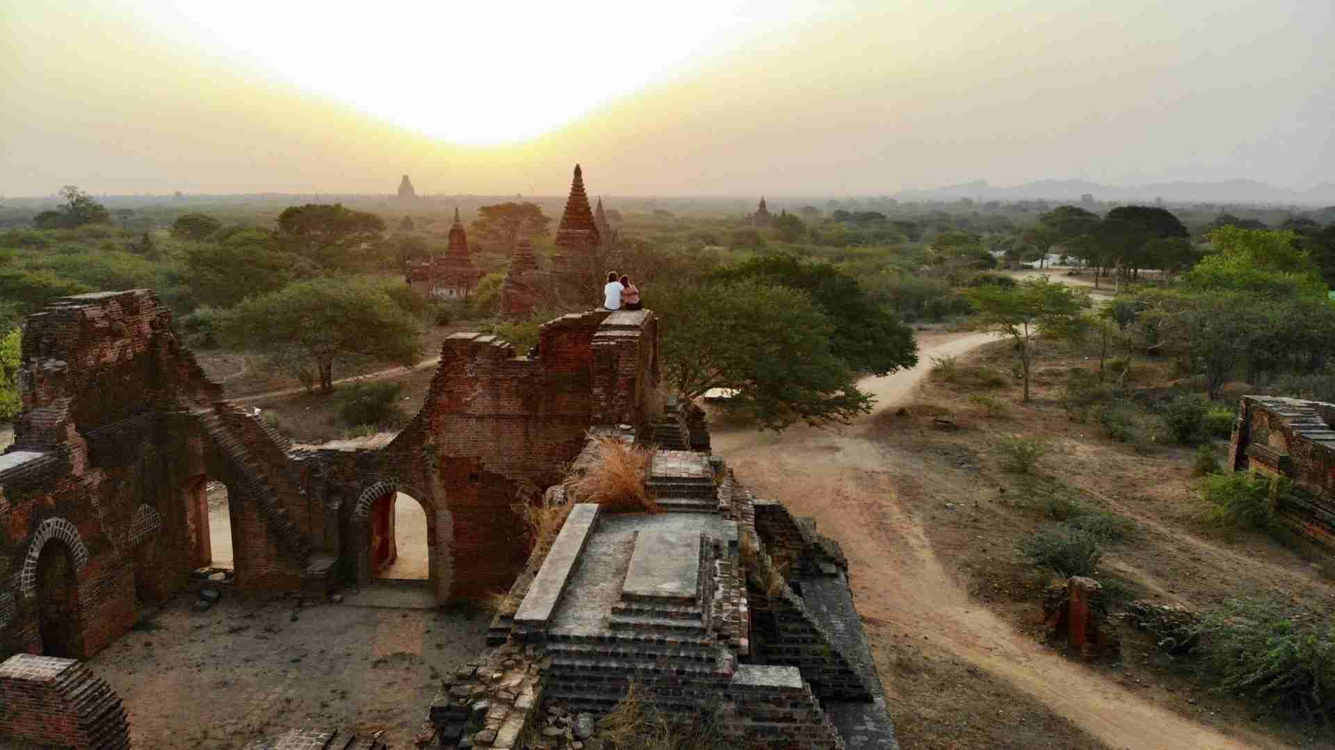 amanecer myanmar