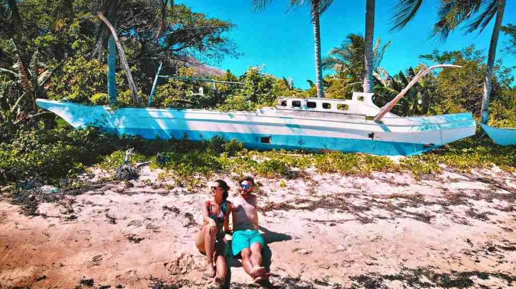 marcilla beach coron