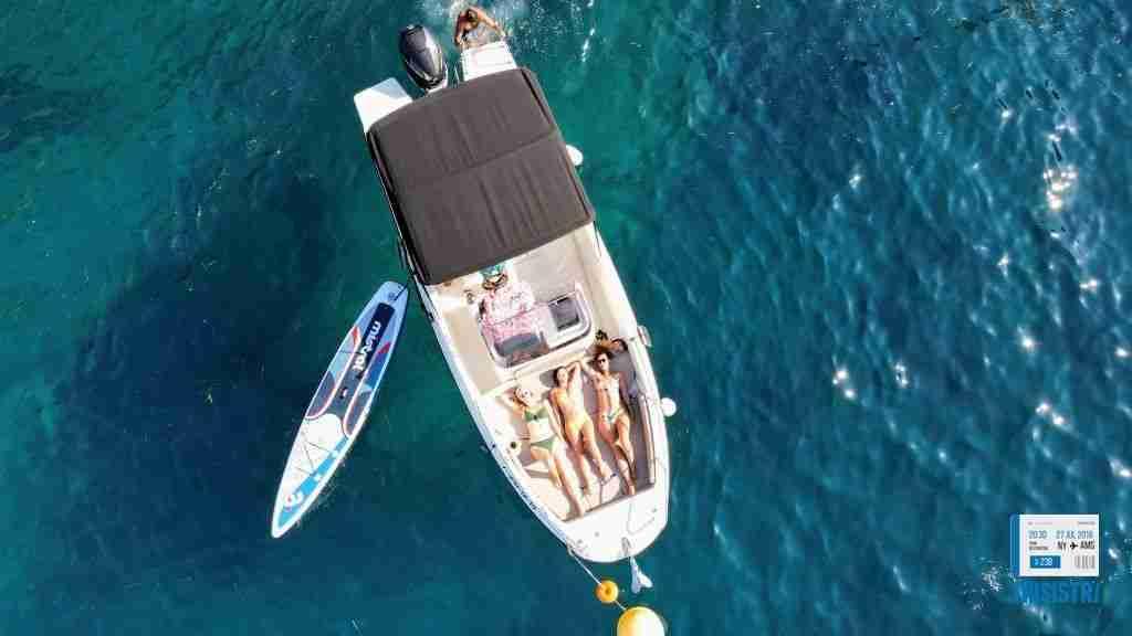 verano barco