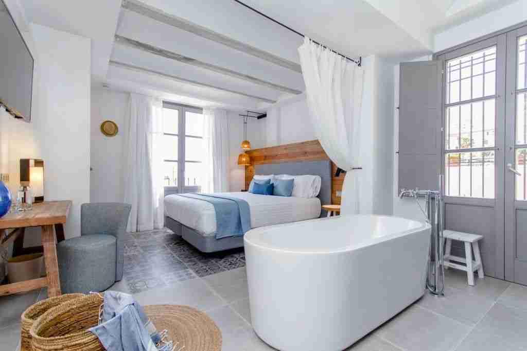 Altea hotel romantico