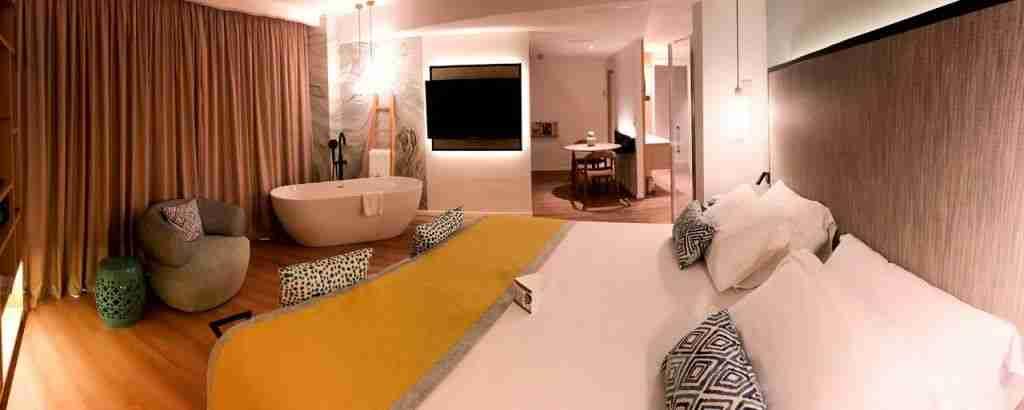 hotel alicante romantico