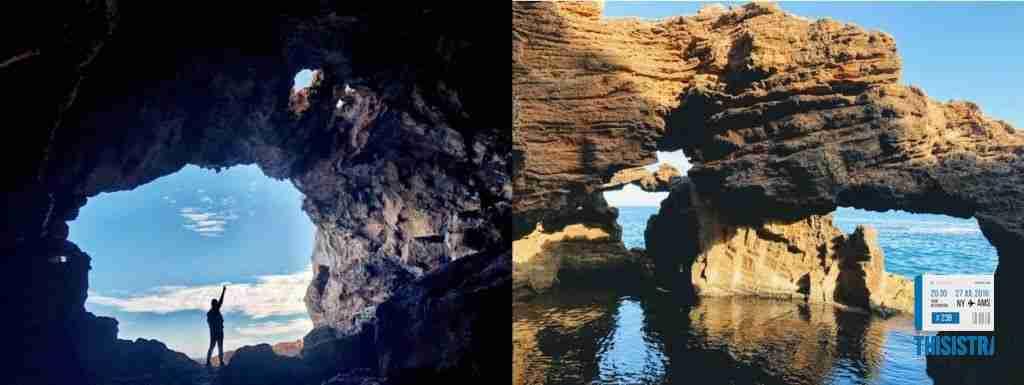 mar cueva